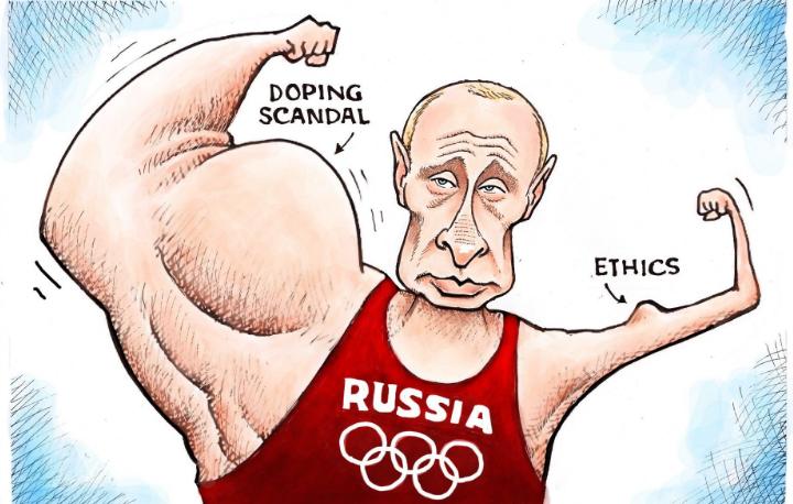 Росію повернуть на перше місце в медальному заліку олімпіади в Сочі