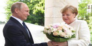 ПУТІН ПРИНИЗИВ МЕРКЕЛЬ і крокує шляхом Януковича