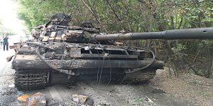 """МОБІЛЬНІ """"ТЕРМІНАТОРИ"""", або чому російські танки бояться з`являтися біля лінії розмежування"""