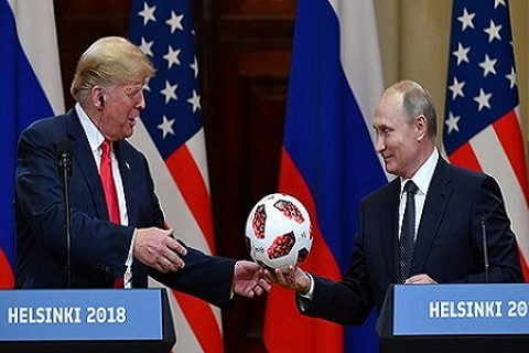 ІСТОРІЯ ОДНІЄЇ КАТАСТРОФИ, або як Трамп і Путін один одного переграли
