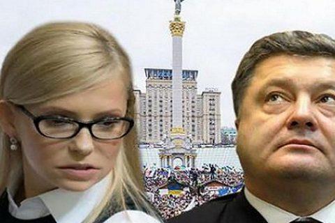 ШПИГУНИ СМЕРТІ: Тимошенко звинуватила Порошенка у державній зраді