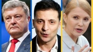 ЗЕЛЕНСЬКИЙ ЗАРАНО СВЯТКУЄ: яким чином Порошенко може перемогти й чому Тимошенко виступила на його боці