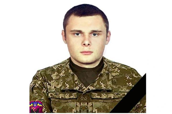 На фронті загинув доброволець з Шостки Антон Хоба