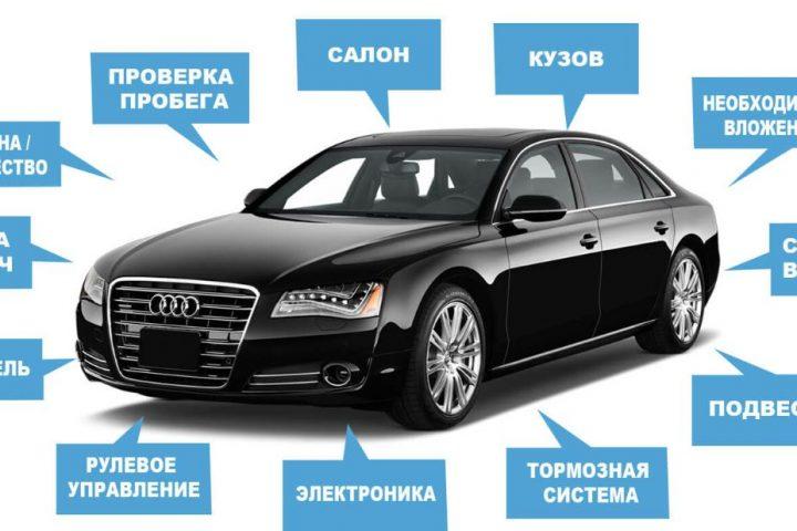 Закажите автоподбор в Киеве в нашей компании и избавьте себя от длительных поисков подержанного автомобиля