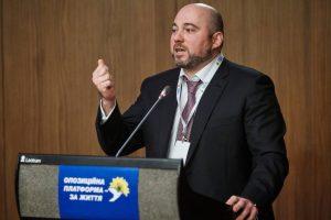 Столар намагається протягнути до Київради партію Пальчевського за рахунок голосів ОПЗЖ – ЗМІ