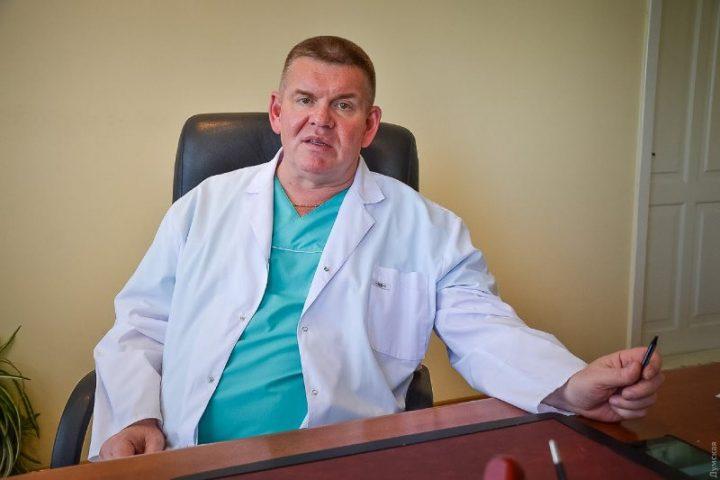 До міськради Одеси від партії Пальчевського балотується скандальний головлікар онкодиспансеру Лук'янчук