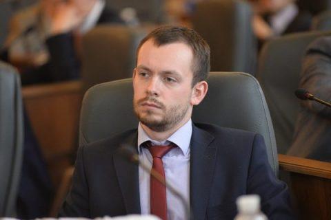 Дмитро Стеценко – чиновник з судимістю в КМДА з ОПГ Петра Оленича