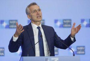 Давление и санкции на Россию сохранятся – Столтенберг