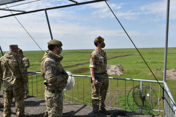 Украина и Великобритания отработают совместимость подразделений на масштабных учениях