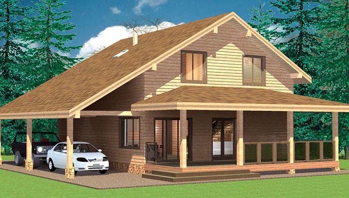 Несколько аргументов, которые убедят вас заказать строительство каркасных домов