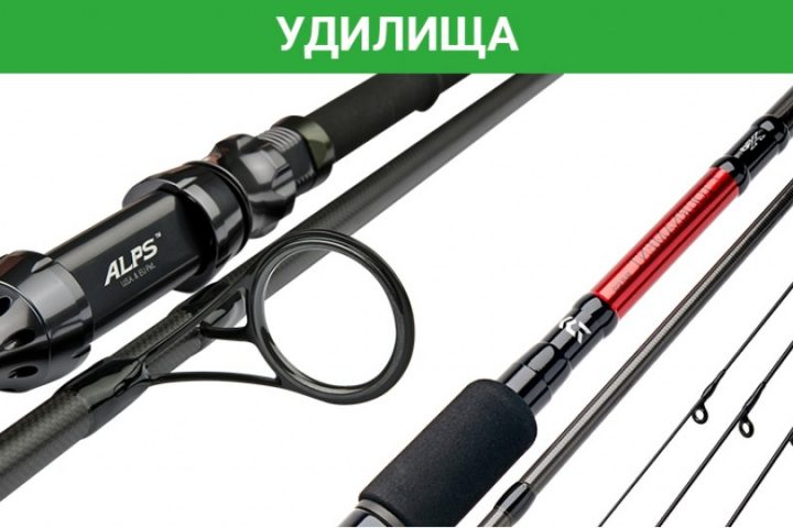 Рыболовный интернет-магазин «Amias» — 4 совета по выбору спиннинга для новичка